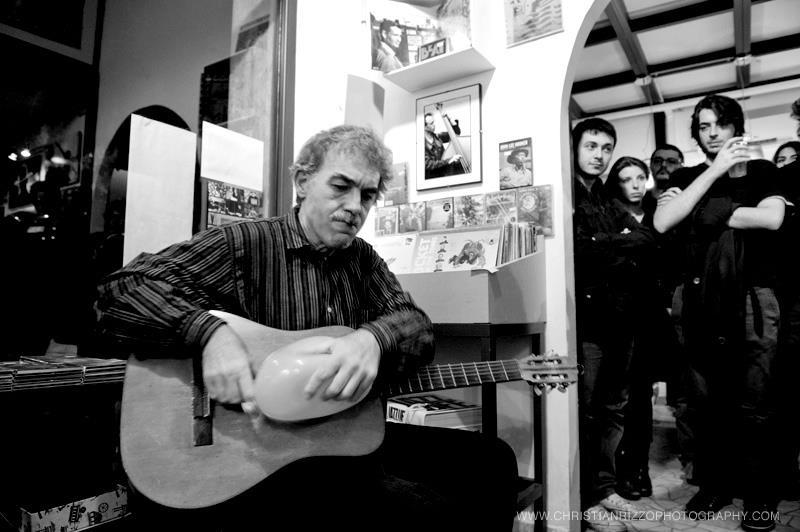Eugenio Sanna, foto di Christian Rizzo- Roma