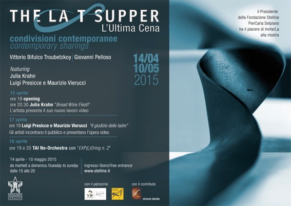 INVITO_The Last Supper_Stelline_5vie